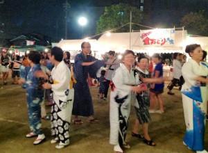 反核平和盆踊り