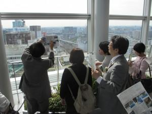 ささしまライブ地区を説明2015.10.15