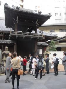 称名寺前2015.10.15