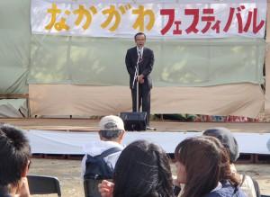 中川フェスティバル舞台挨拶