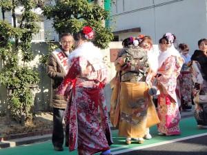 昭和橋学区成人式2016.1.10